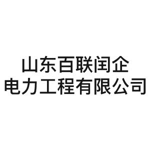 山东百联闰企电力工程有限公司